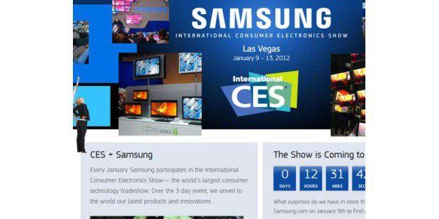 Samsung stellt zwei neue Webcams auf der CES vor