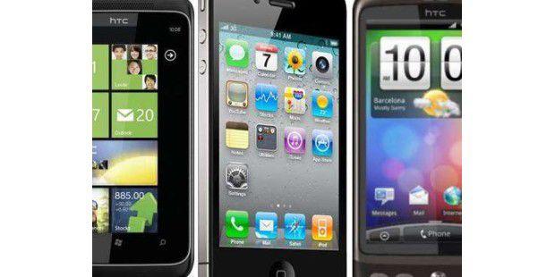 In Zukunft sollen wohl weniger neue Smartphones auf den Markt kommen.