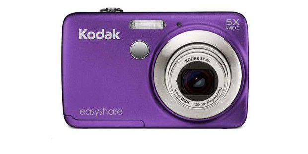 Auf der CES 2012 gezeigt: KODAK EASYSHARE Camera / M21