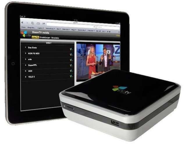 pctv systems stellt broadway hd s2 f r tv streaming vor pc welt. Black Bedroom Furniture Sets. Home Design Ideas