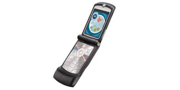 Motorola RAZR rv3xx