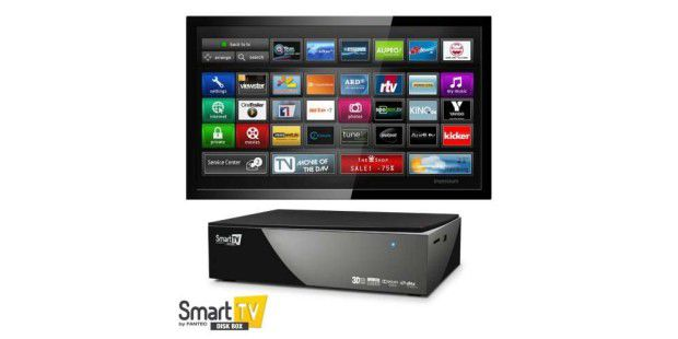 Fantec Smart TV Disk Box