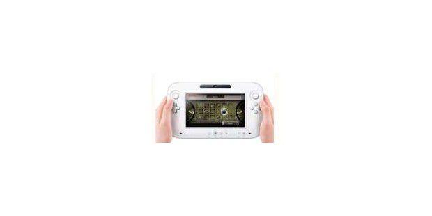 Der Touchscreen-Controller der Wii U