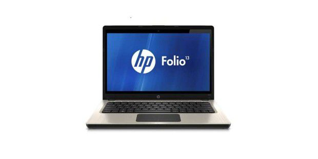 Das HP Business Ultrabook Folio 13.