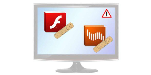 Updates für Flash Player und Shockwave Player