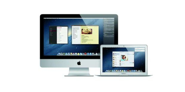 Mountain Lion: MacOS X 10.8
