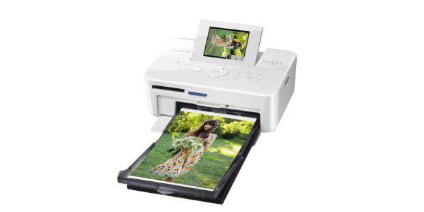 Canon Selphy CP810: mobiler Fotodrucker