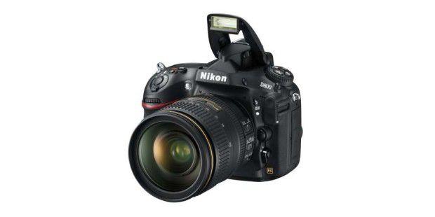 Nikon D800: Profikamera mit Vollformat-Sensor