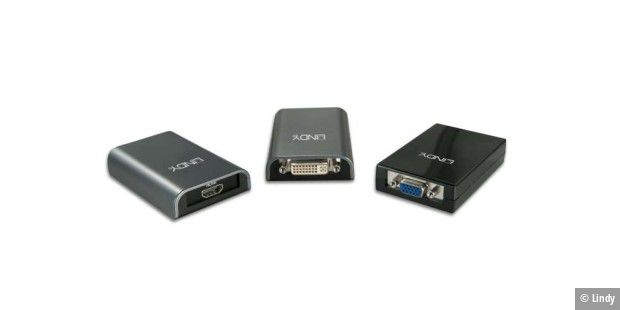 Lindy USB 2.0 Adapter
