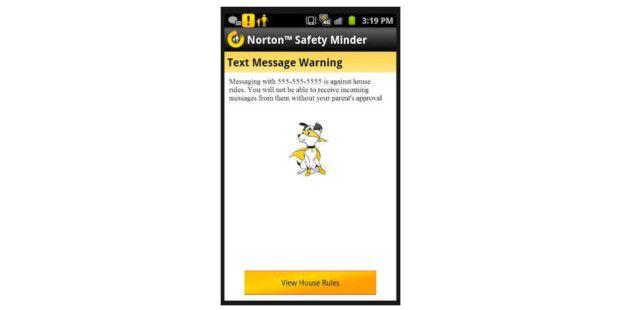 Norton Begleiter: Kindersicherung für Android-Smartphones