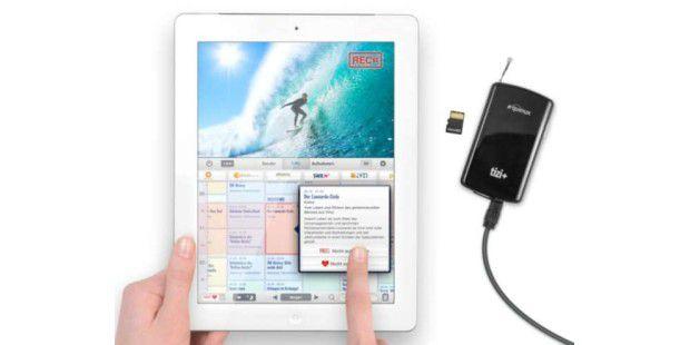 Equinux tizi+ macht aus dem iPad einen digitalen Videorekorder