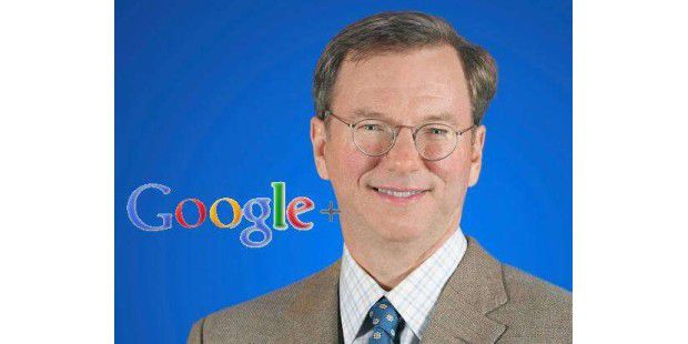 Dr. Eric Schmidt, Executive Chairman von Google