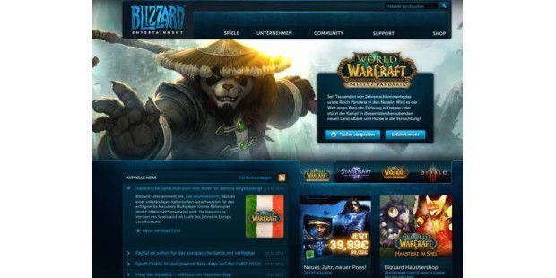 Blizzard entläst 600 Mitarbeiter
