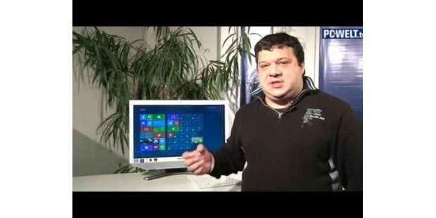 PC-WELT.tv: Windows 8 Consumer Preview