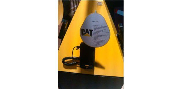 CAT B10: Outdoor Smartphone mit Dual-SIM