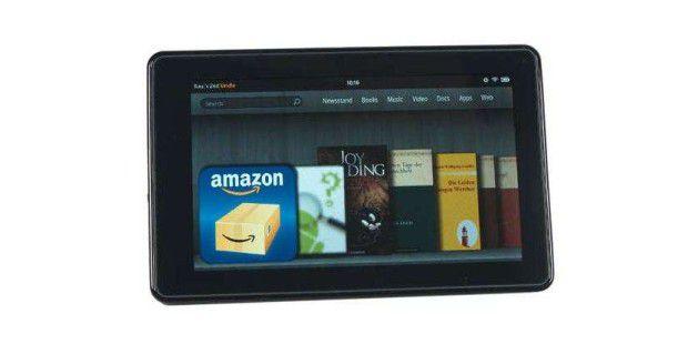 Amazon plant zwei neue Kindle Fire für 2012