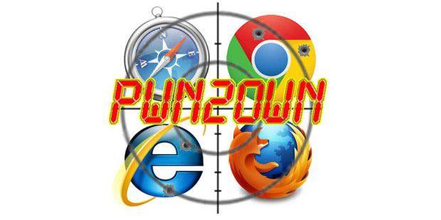 Pwn2own 2012 - Chrome und IE gehackt