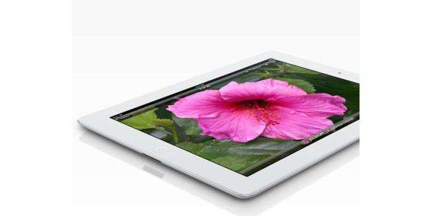 Das neue iPad.