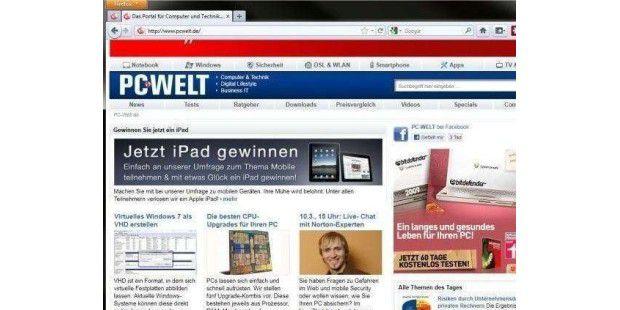 Mozilla verschiebt Firefox 11