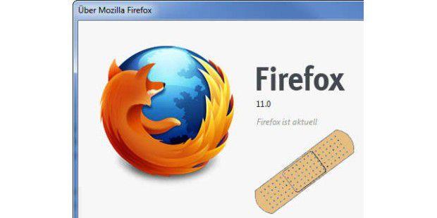 Firefox 11 steht bereit