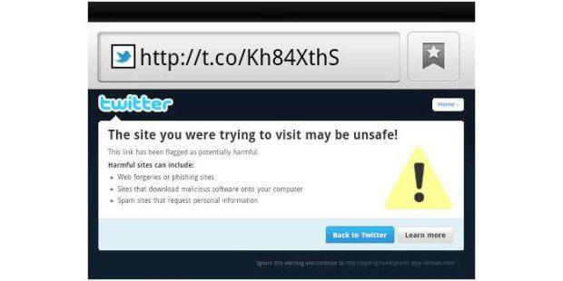 Twitter blockiert schädliche Tweets