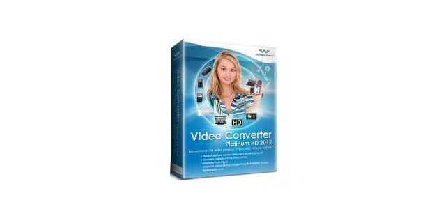 Wondershare Video Converter Platinum HD 2012