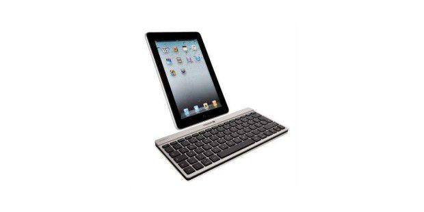 Die CHERRY KW 6000 macht das iPad Büro-tauglich