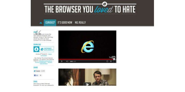The Browser you loved to Hate