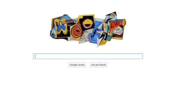 Google erinnert an Juan Gris