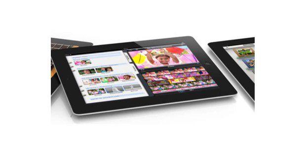 Apple hat in Australien Ärger mit dem neuen iPad