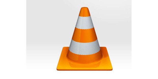 Symbol des VLC Player - auch von der Scam-App verwendet