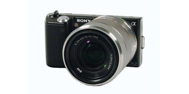 Aus dem Kamera-Segment: Sony Nex