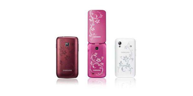 "Samsung ""La Fleur""-Edition"