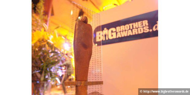 BigBrother Awards 2012