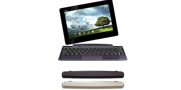 Eee Pad Transformer Prime: Android-Tablet