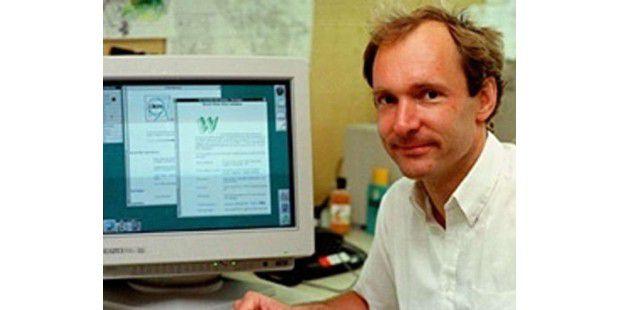 WWW-Vater Tim Berners-Lee