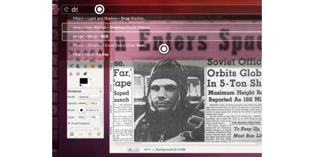 Ubuntu: Das neue HUD