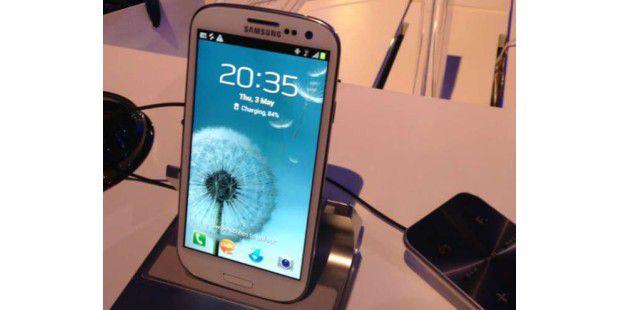 Bereits neun Millionen Samsung Galaxy S3 wurden vorbestellt