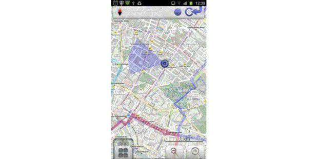 OsmAnd+: Umfangreiche Navigation leicht gemacht