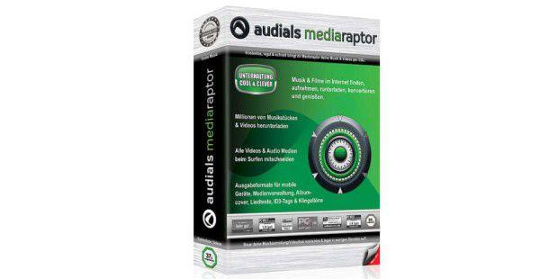 Audials Mediaraptor 9