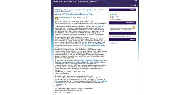 Blog-Eintrag verrät Veröffentlichungs-Datum für Windows 8Release Preview