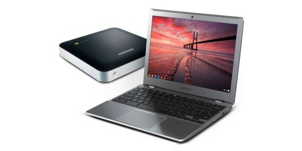 Chromebook und Chromebox