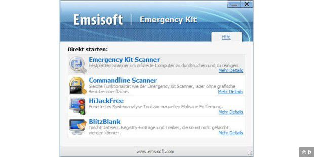 Emsisoft Emergency Kit 2.0
