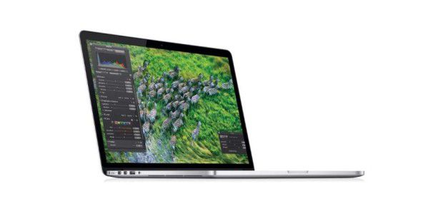 MacBook Pro mit Retina-Display