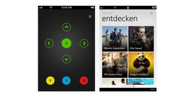My Xbox Live App: Neue Version für iPhone undiPad