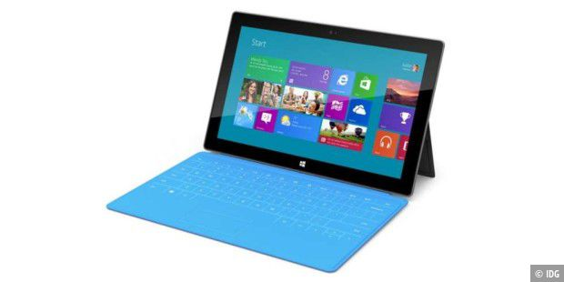 Neue Microsoft-Tablets SurfaceMicrosoft