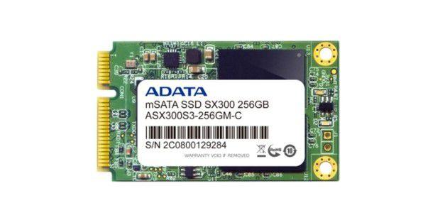 Adata mSATA-SSD XPG SX300.
