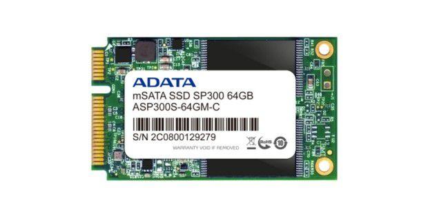 Adata mSATA-SSD Premier Pro SP300