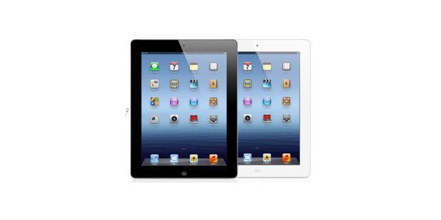Das neue Apple iPad hat seinen festen Platz imUnternehmenseinsatz.