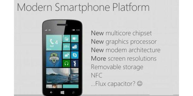 Windows Phone 8 - die wichtigsten Neuerungen und kleinerFlux-Scherz von Microsoft